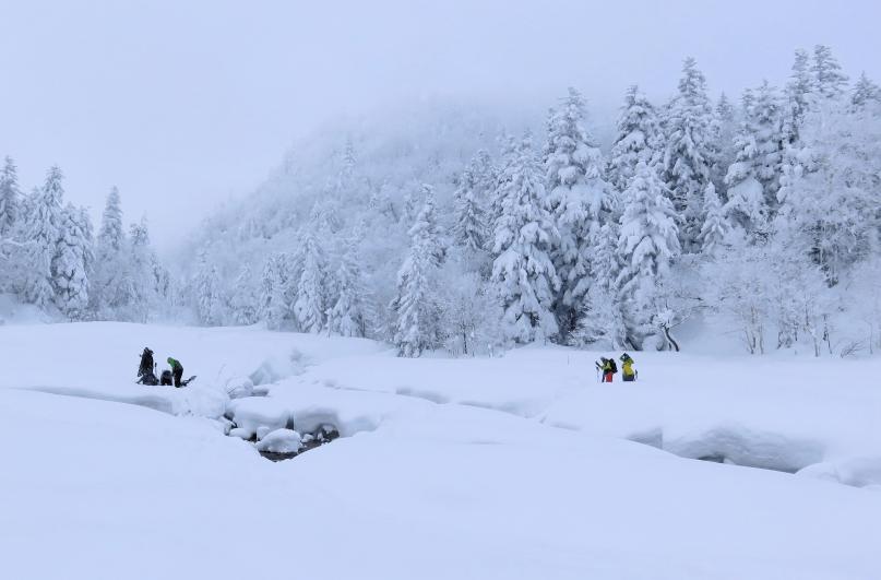 北海道スキークラブでの思い出に残るスキー休暇