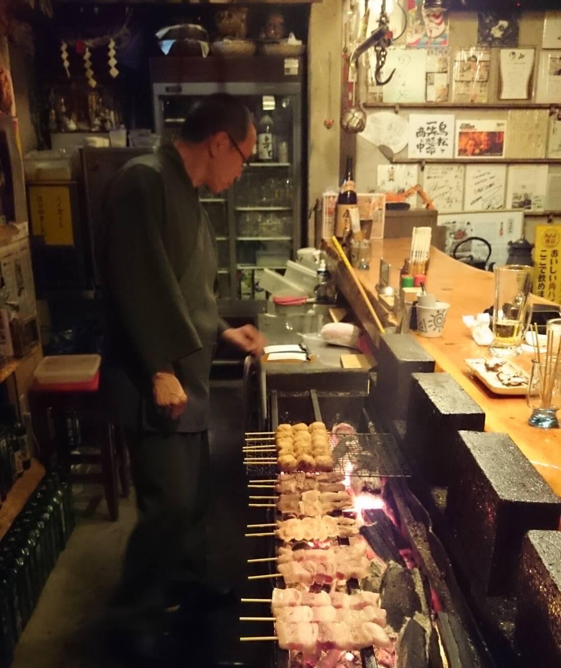 Traditional yakitori restaurant in Niseko