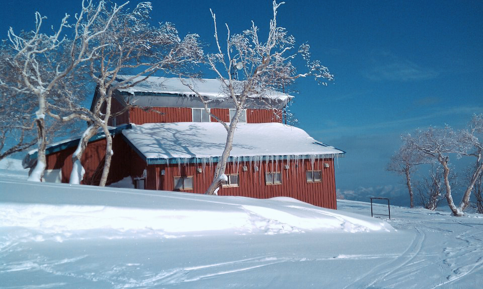 1000m Hut in Grand Hirafu Resort, Niseko United