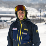 Uros Grilj, Ski and Telemark Ski Instructor and Backcountry Guide of Hokkaido Ski Club, English speaking instructor and guide