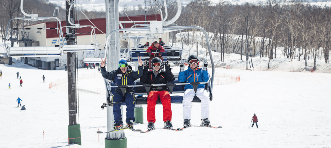 Create unforgettable memories with Hokkaido's leading international snowsports club