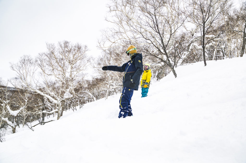 Stay safe on the mountain with the Club's expert instructors and guides