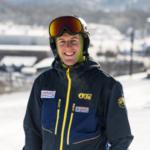 Uros Grilj, Ski and Telemark Ski Instructor, Ski Guide and Mountain Guide, Hokkaido Ski Club, Niseko, Japan