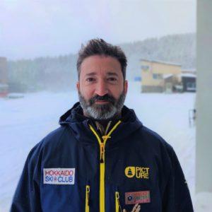 Adir Sharon, Ski and Snowboard Instructor, Hokkaido Ski Club, Niseko, Japan