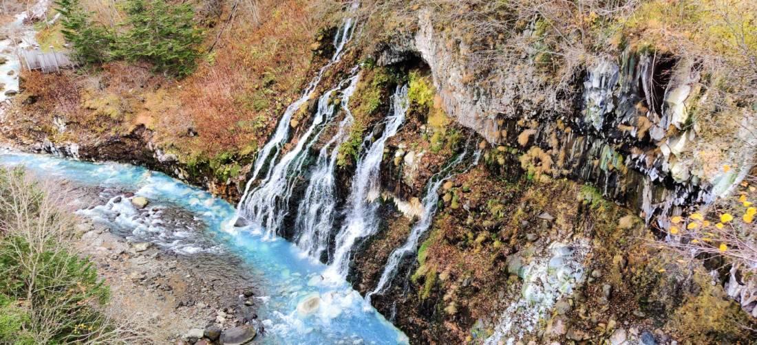 Shirage Waterfall