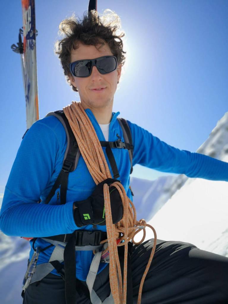 Uros Grilj, Hokkaido Ski Club Mountain Guide and Telemark/Ski Instructor