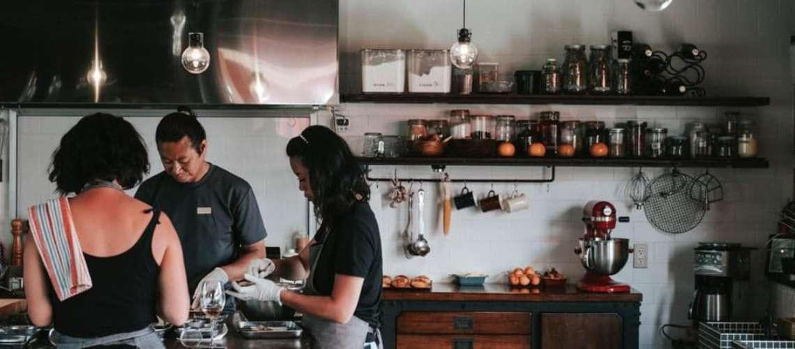 Cooking Workshop Hokkaidian Homestead