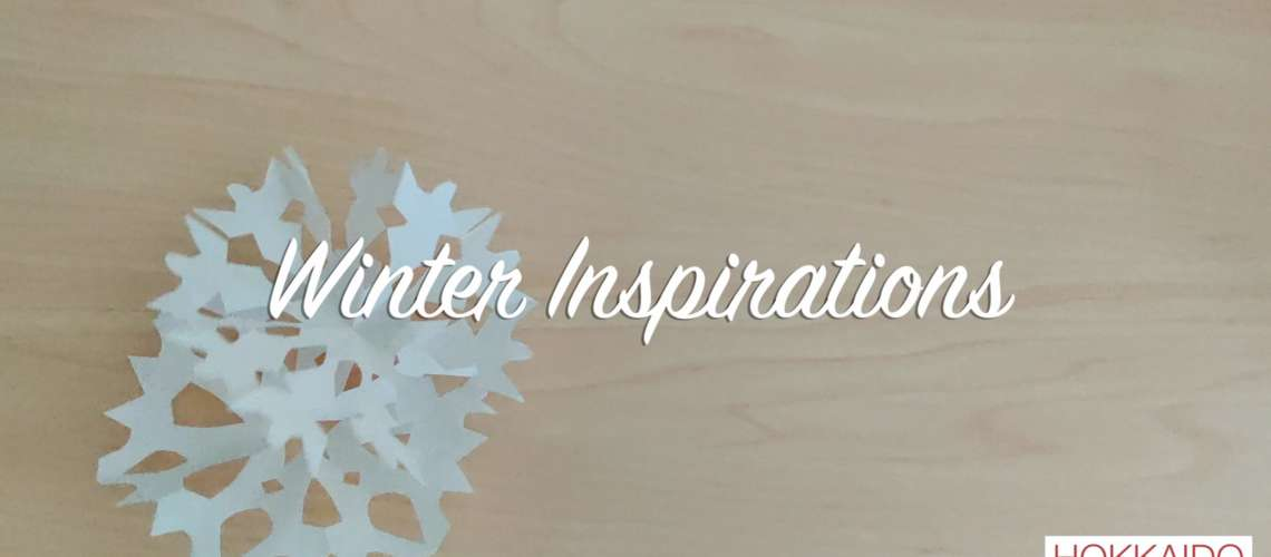 Make your own origami snowflake with our DIY